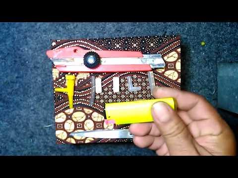 Tutorial DIY Simple micro bubbles diffuser under $ 1 for Aquascape