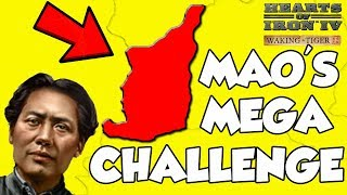 Hearts of Iron 4 Waking the Tiger HOI4 Maos Mega China Challenge - Trying to Unite China