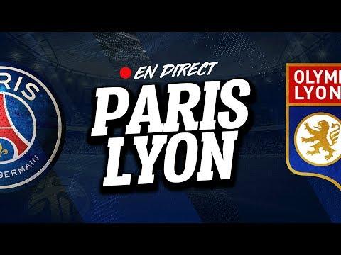 🔴 [ DIRECT / LIVE ] PSG - LYON // Club House ( Paris - OL )