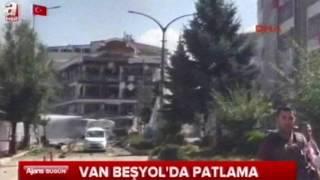 Terror organisation PKK attacks civilians during Qurban Bayram eid greetings in TURKEY