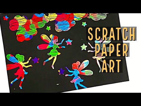 scratch-paper-art-|-diy-scratch-off-art-|-easy-crafts-with-scratch-paper-|-five-minutes-crafts-ideas