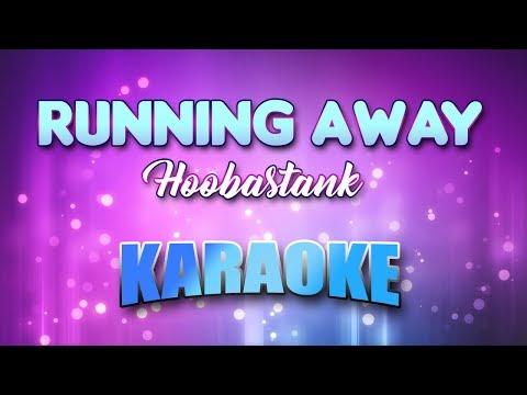 Hoobastank - Running Away (Karaoke & Lyrics)