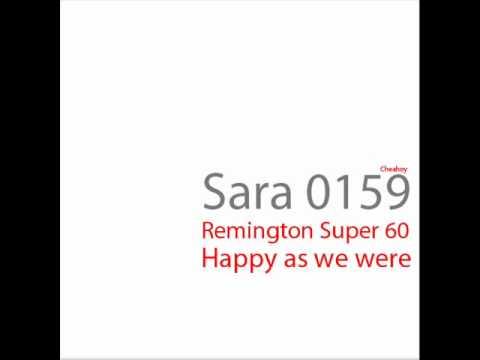 Sara 0159 - Remingto super 60