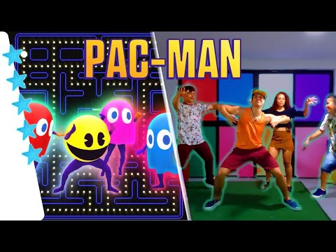 Pac-Man - Just Dance® 2019 | SUPERSTAR  4 Players Gameplay
