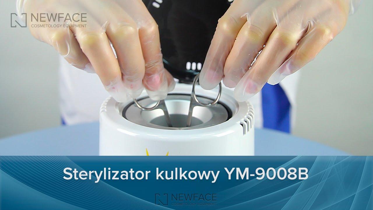 Sterylizator kwarcowy YM 9008B