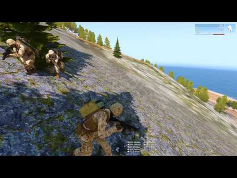Operation Iron Shield Phase 1: Part 1