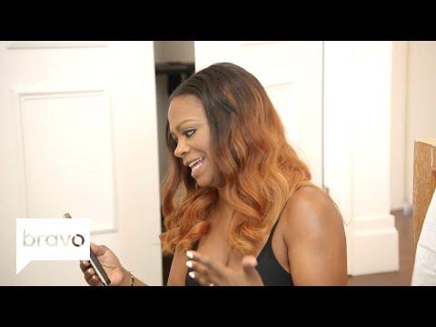 RHOA: Kandi Burruss Has Heard Things About Porsha Williams' New Boo...(Season 11, Episode 2) | Bravo