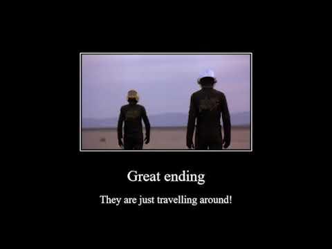 Daft Punk – Epilogue: Alternate Ending