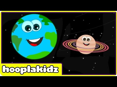 The Planet Song | Original Songs by Hooplakidz
