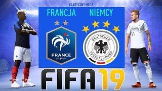 FRANCJA vs NIEMCY - FIFA 19 - Hogaty vs Sylo -