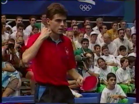 Table Tennis - Best of Jean-Philippe GATIEN (FRANCE)