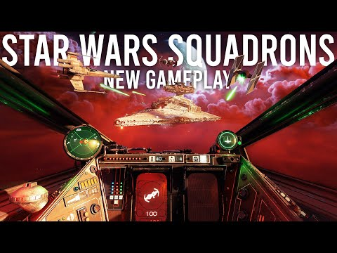 Star Wars Squadrons Gameplay is NOT what I expected!