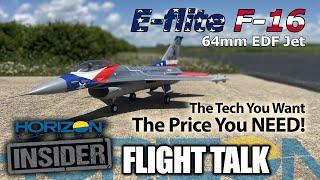 Load Video 3:  E-flite F-16 Falcon 64mm EDF BNF w/AS3X & SAFE Select