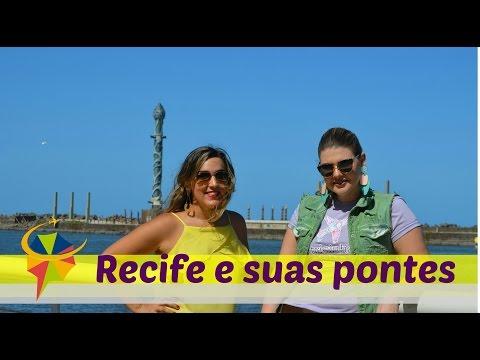 Recife e suas pontes -Tour e Passeio de Catamarã