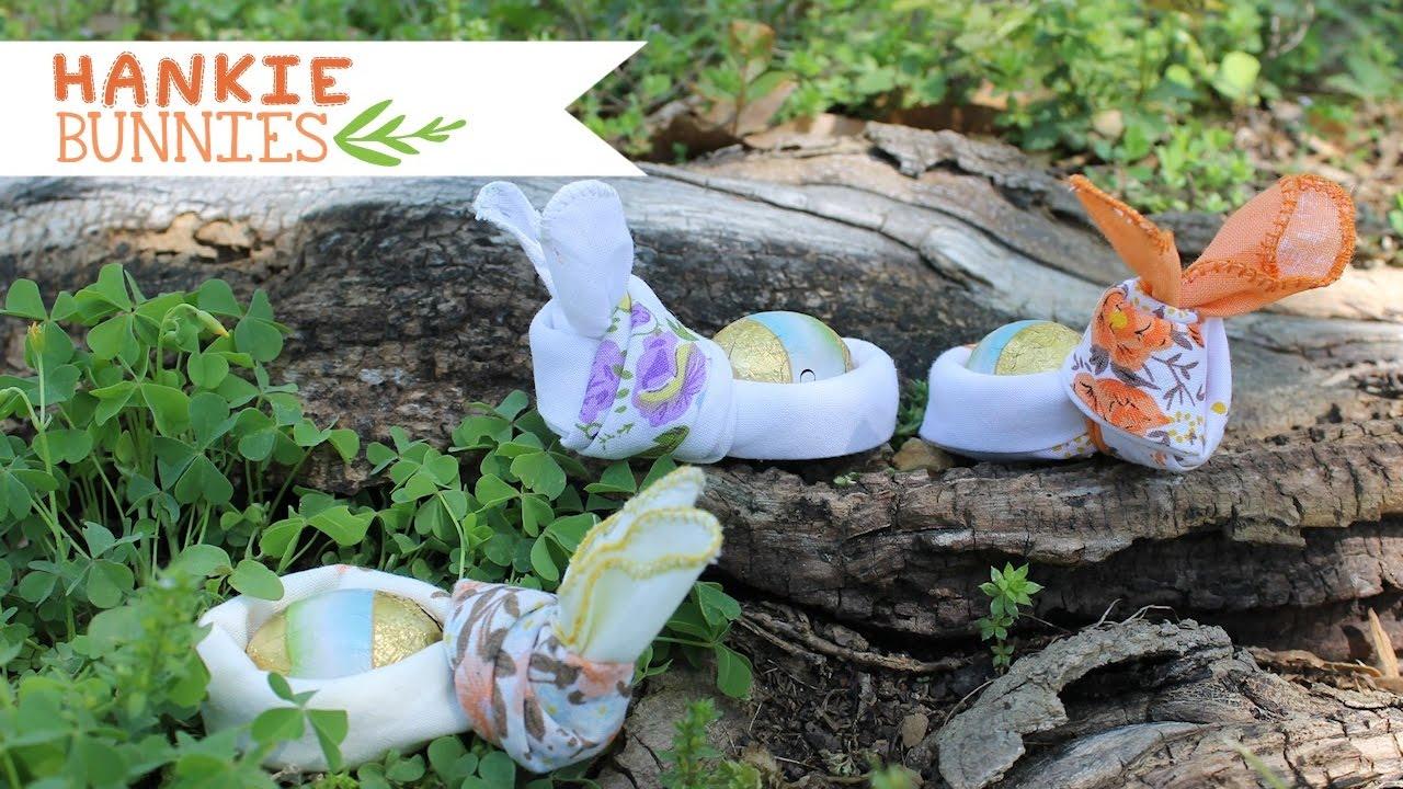 Handkerchief Bunny (See Post Below!)