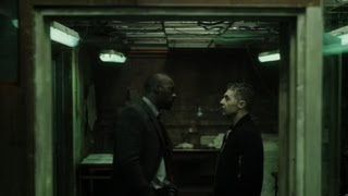 John Luther confronts George Stark - Luther - Series 3 Episode 3 - BBC One