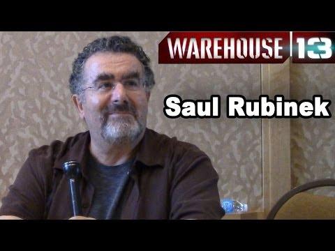 Warehouse 13  Saul Rubinek