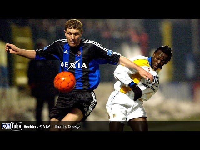 2003-2004 - Jupiler Pro League - 24. SK Beveren - Club Brugge 1-3