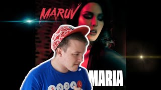 Reaction - MARUV - Maria - Official Audio cмотреть видео онлайн бесплатно в высоком качестве - HDVIDEO