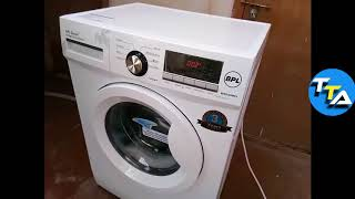 BPL LOW Budget Frontload Washing Machine Review Below 10,000
