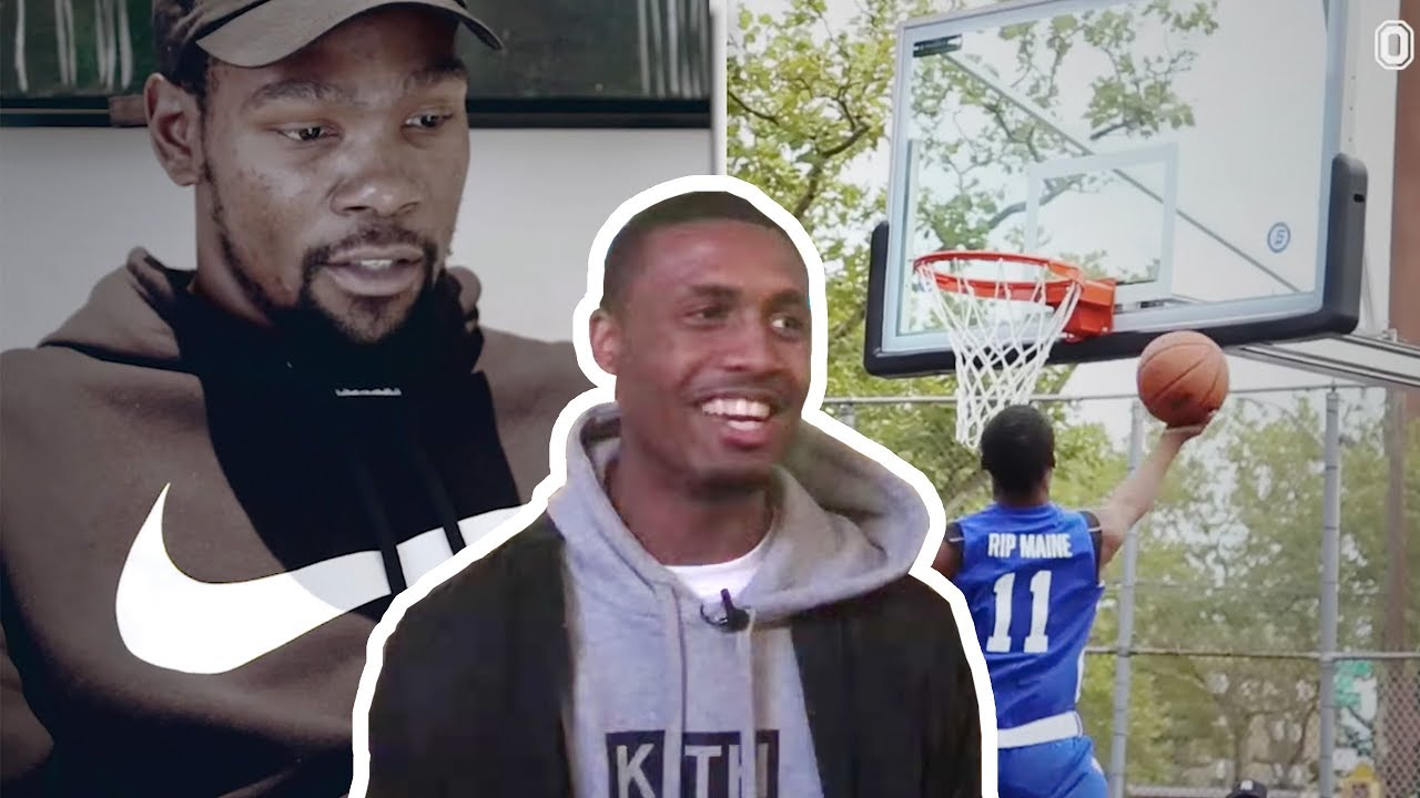 f34d32ddef26 Kevin Durant Surprises Luther Muhammad With Reaction Video! Luther Reacts  Back!