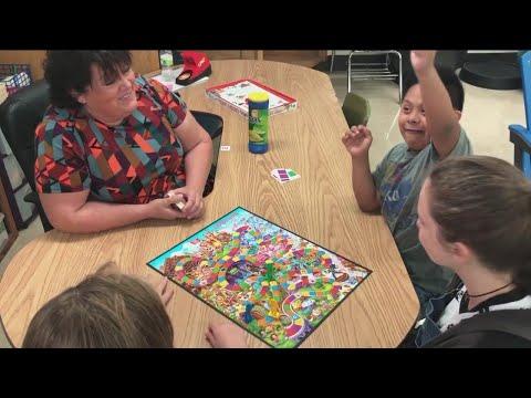 Buddy Program Promotes Inclusiveness at Jarrett Middle School