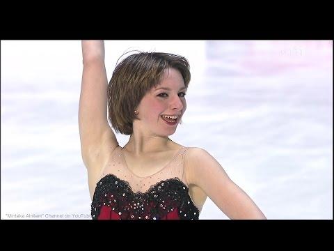 """[HD] Sarah Hughes - """"Don Quixote"""" 2000/2001 GPF - Round 1 Free Skating"""