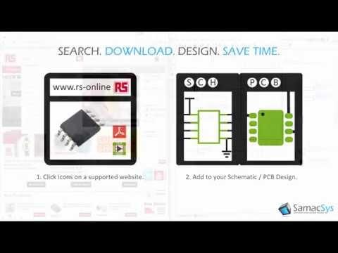 FREE Schematic Symbols & PCB Footprints - PCB Libraries - 3D