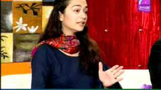 samiya mumtaz interview    from shahid r...