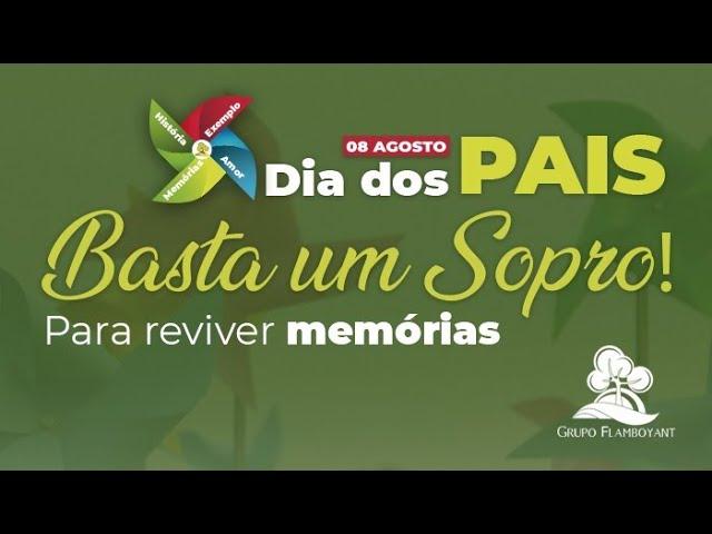 #DiaDosPais - Basta um sopro para Reviver Memórias