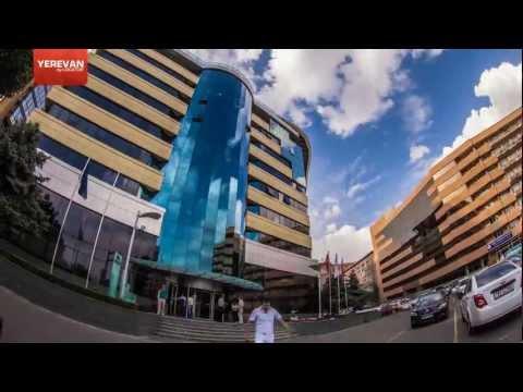 Timelapse: 3D Yerevan By Locator Promo Video