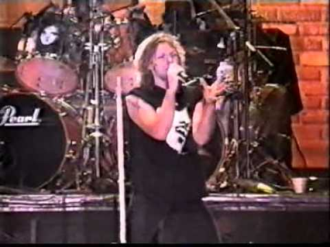 Bon Jovi - This Ain't A Love Song (TV Broadcast 24-06-95)