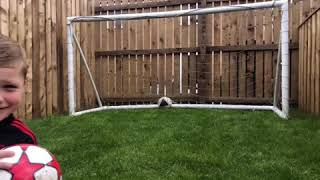 Ollie.C Intro Video - Football Skills & Goals
