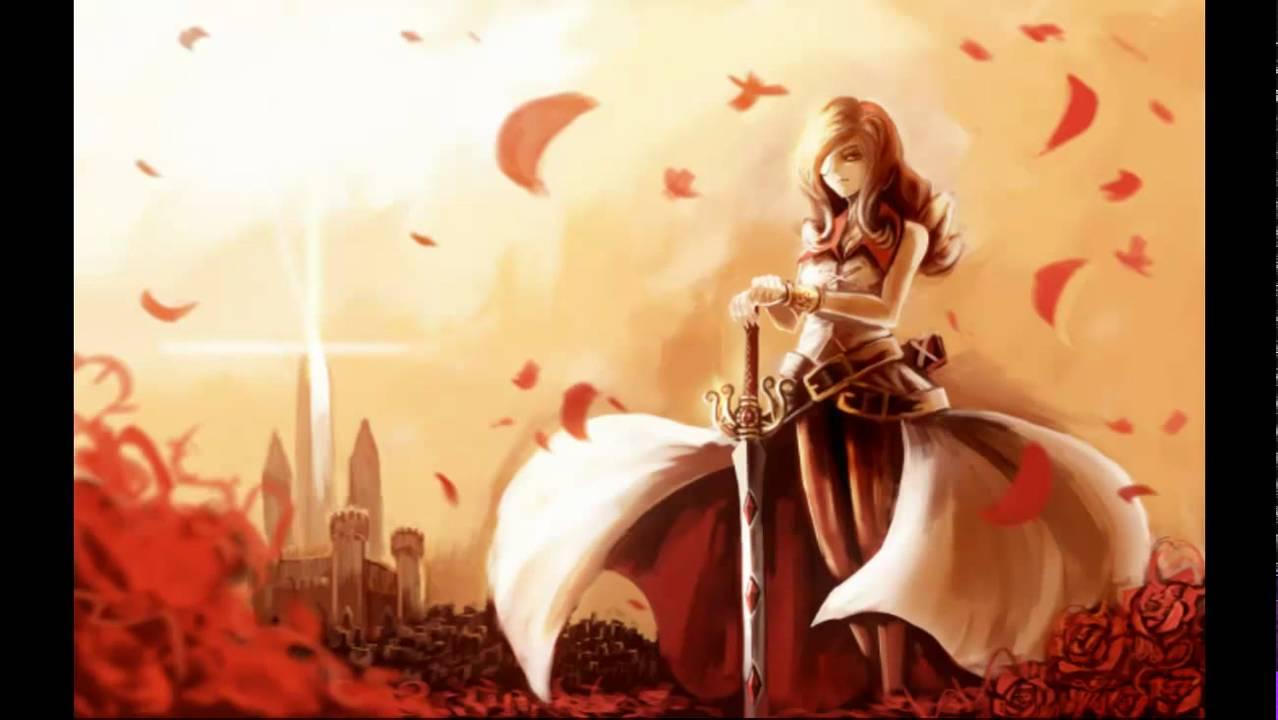 Final Fantasy Ix The Sword Of Doubt Beatrix Battle Theme Youtube