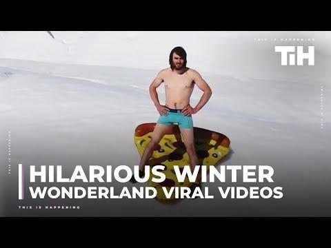 Hilarious Winter Wonderland Viral Videos