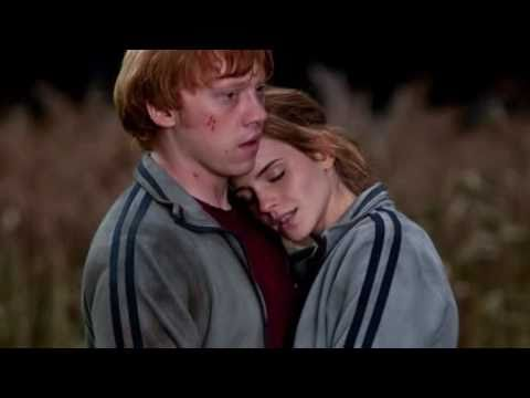 Thumbnail: Ron and Hermione (Ron's speech from Deathly Hallows)