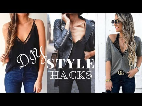2019 DIY Style Hacks YOU Should Know. http://bit.ly/2WDEyq3