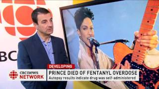 CBC News Network Ian Hanomansing talks to Dr.  Daniel Kalla about opioid addiction