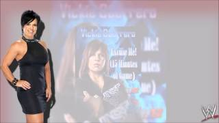 "WWE:Vickie Guerrero 8th Theme Song ""Excuse Me"""