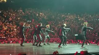 190119 Monsta X_heartbeat(special stage) @music bank in hk