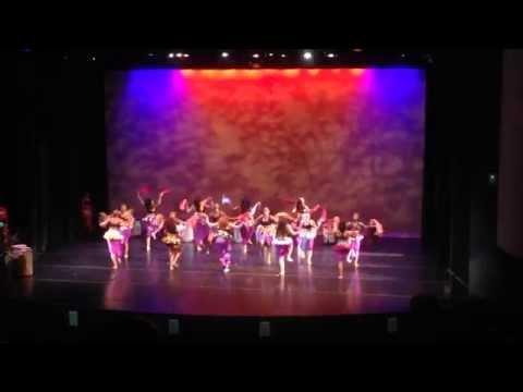 Debbie Allen Dance Academy Spring Recital 2015: African