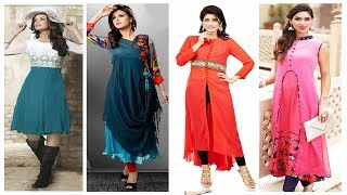 New Kurti Designs Fashion Industry Thewikihow