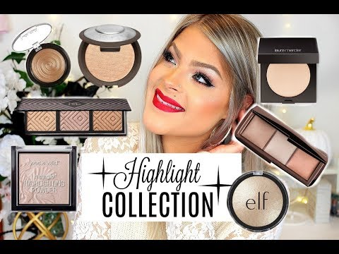 My ENTIRE Highlight Collection | TOP FAVS | Valerie Pac