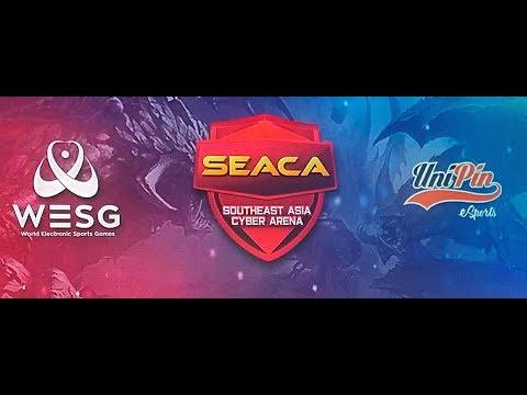 [ SEACA GRAND FINAL ] TIGERS VS PG BARRACX !!! TERUS FOKUS, SATU TITIK.