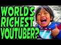 YouTube's Highest Earner is a 7-Year-Old - TechNewsDay