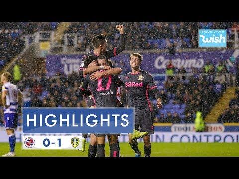Highlights | Reading 0-1 Leeds United | 2019/20 EFL Championship