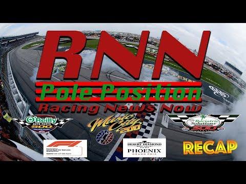 Texas/Nashville/Phoenix/Bahrain Recap | Pole Position Ep108