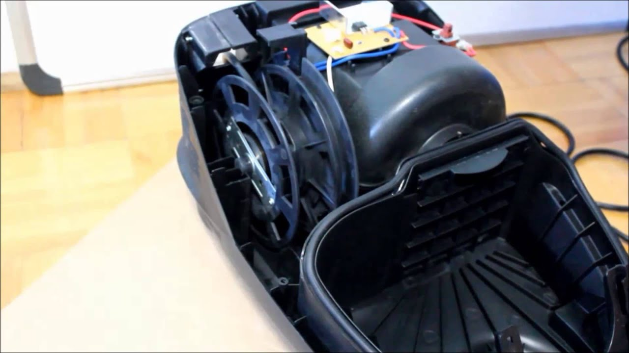 Dirt Devil Sd 30050 Automatic Cord Rewind Fix Youtube