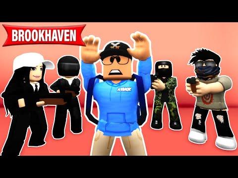 Ein Tag ohne Gesetze = Nur KILLER unterwegs!! Brookhaven Story Roblox Deutsch