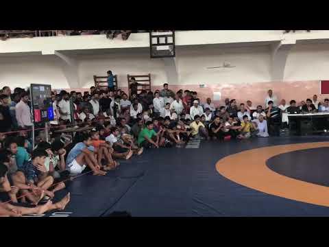 Krishan Baiyanpuria Vs Jassa Patti Part-2 At Asian Games Trials (09-06-2018)